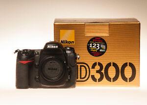Nikon D300 12.3 MP SLR Kingston Kingston Area image 2