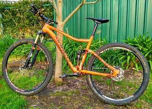 Norco Revolver 1 (2014) MTB Large Lobethal Adelaide Hills Preview