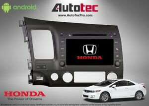 *ANDROID* Honda CIVIC OEM HD GPS Navigation DVD WIFI (2006-2011)