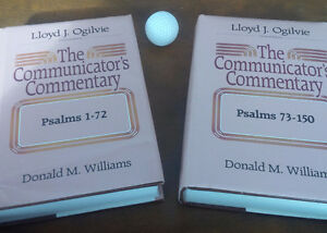The Communicator's Commentary, Lloyd J. Ogilvie, Psalms