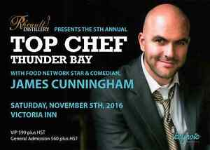 Top Chef tickets - looking for 4 tickets