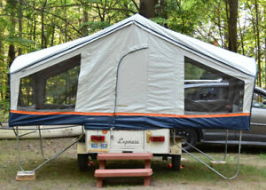 tent trailer - price reduced