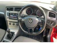 2014 Volkswagen Golf 1.6 TDI 105 Match 5 door Hatchback Diesel Manual