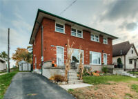 Available Feb 1st - 3 bed family home w fenced yard