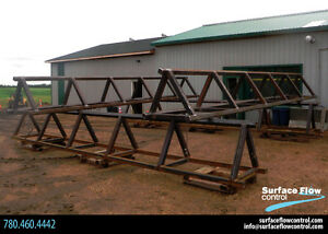 Engineered Pipe Racks | Surface Flow Control Edmonton Edmonton Area image 2