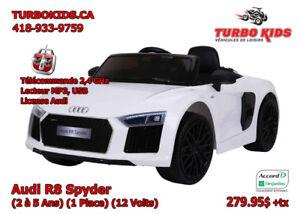 (418-933-9759) TURBO KIDS, Quads, Motos et Voiture Électriques