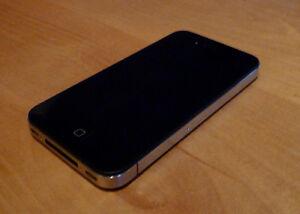 iphone 4 factory unlocked, 32G, jailbroken