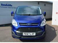 2017 Ford Transit Custom 270 L1 Diesel Fwd 2.0 TDCi 130ps Low Roof Limited Van P