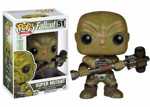 Funko Pop! Games: Fallout - Super Mutant # 51