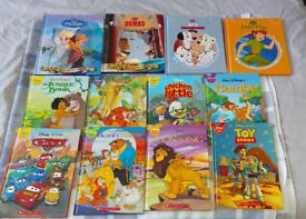 Disney books - various