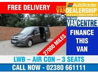 FORD TRANSIT CONNECT 210 L2 H1 TREND LWB AIR CON 3 SEATS