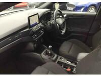 2021 Ford Focus 1.0 EcoBoost Hybrid mHEV 125 ST-Line Edition 5 door Hatchback Pe
