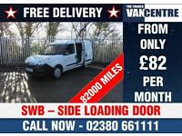 VAUXHALL COMBO L1 H1 1.3 CDTI SWB RACKING SIDE LOADING DOOR