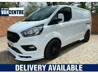 2019 Ford Transit Custom 300 L1 H1 RSV SPORT Panel Van Diesel Manual