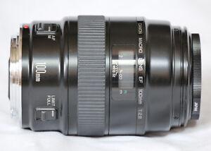 Canon 100mm mcro f/2.8