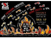 Frome Firewalking Charity Fundraising Event