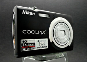 Nikon Coolpix S230 Digital Camera