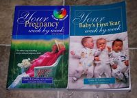Pregnacy and first year Book