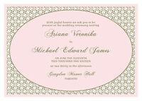 download & Print Wedding Invitation Customized JPG