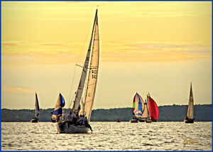 Sailboat Bella C&C25 is for sale! Mint condition, ready to sail! Gatineau Ottawa / Gatineau Area image 6