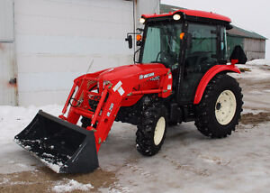 Branson Compact Loader Tractor 4520C 47HP
