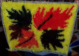 Hooked rugs – three to choose from – ONLY $15 each London Ontario image 2