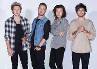 ONE DIRECTION FLOOR TICKETS - FOR SALE $150 each (EDMONTON)