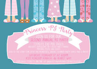 Princess PJ Party at Kids Kingdom Kanata