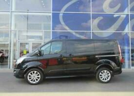 2014 Ford Transit Custom 290 L1 Diesel Fwd 2.2 TDCi 155ps Low Roof Van Sport Pan