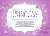 Princess Tea - Mother and Daughter Event