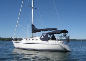 Voilier CS30 a vendre (Lac Champlain)