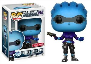Peebee (with Gun) Pop Vinyl Pop Games at JJ Sports!