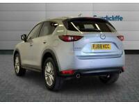 2018 Mazda CX-5 2.0 Sport Nav+ 5 door SUV Petrol Manual