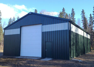A STEEL BUILDING FOR YOUR NEXT FACILITY IN WHITEHORSE