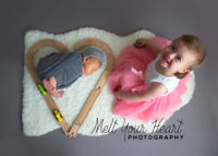 Newborn and Family Photoshoot