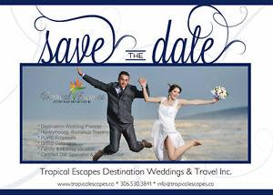 Planning a Destination Wedding, Honeymoon, Romantic Getaway ? Regina Regina Area image 1