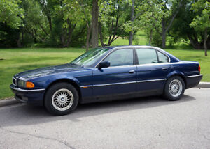 1998 BMW 740i Performance and Luxury!