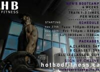 Men's Bootcamp