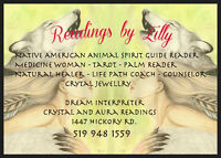 Native American Readings By Lilly