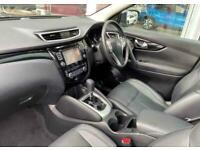 2017 Nissan Qashqai 1.6 dCi Tekna [Non-Panoramic] 5 door Xtronic Auto Hatchback