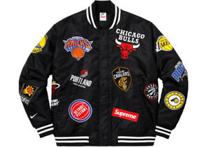 Supreme Nike/NBA jacket