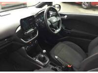 2018 Ford Fiesta 1.0 EcoBoost 140 ST-Line Navigation 3 door Hatchback Petrol Man