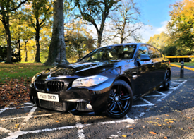 2013 BMW F10 520D M SPORT AUTO FSH 320d A4 A6 A8 730 f80 e350 c220 a3