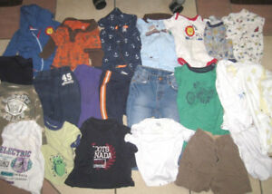 Lot of 6-12 month Boy Clothes in good condition