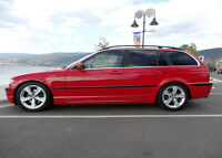 """2004 BMW 325 XIT (All Wheel Drive) Sports Wagon - """"Cared For"""""""
