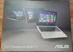 Asus Transformerbook Flip TP500LA Touchscreen Convertible Laptop