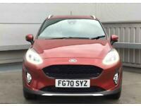 2020 Ford Fiesta 1.0 EcoBoost 125 Active X Edn 5 door Automatic [7 Speed] Hatchb