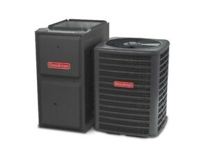 HIGH EFFICIENCY FURNACE AND A/C + FREE INSTALLATION