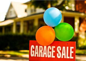 1st Garage Sale! Thursday to Sunday,  6103 93A Ave, T6B 0X1
