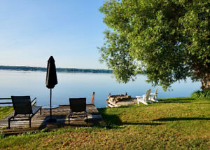 4 Bedroom Family Home on the St. Lawrence River